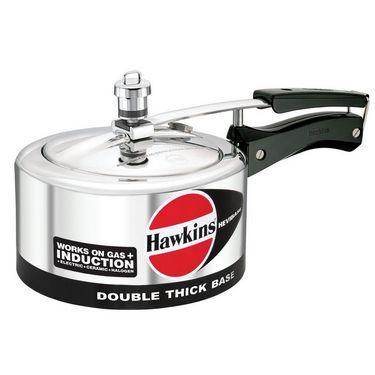 Hawkins Hevibase 3.5 ltr IH35 Induction model Aluminium Pressure Cooker