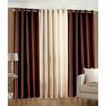 IWS Set of 3 Designer Door curtains- IWS-CT-37
