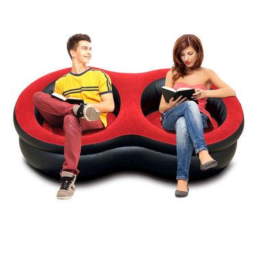 Inflatable Double Sofa