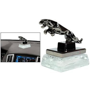 Jaguar Refillable Car Perfume - Transparent White