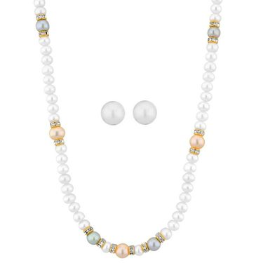 Jpearls Marvelous Pearl Set - JPFB15-100