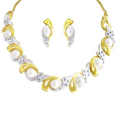 Jpearls Inventive Fashion Pearl Necklace Set - JPJUN-14-311