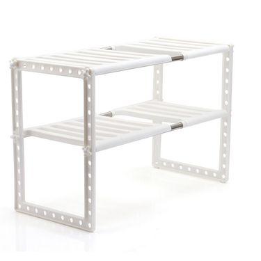 Kawachi Stainless Steel Sink Shelf Storage Rack-K149