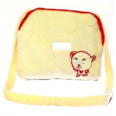 Kids Cream Stuff Bag - Hosiery Chenille 1005