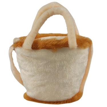 Kids Peach Stuff Bag - Hosiery Chenille 1013