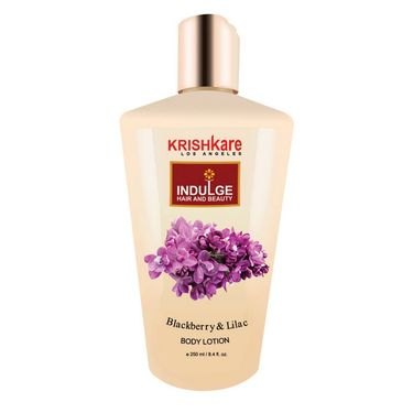 Body Lotion Blackberry and Lilac