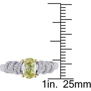 Kiara Swarovski Signity Sterling Silver Naina Ring_Kir0769 - Silver