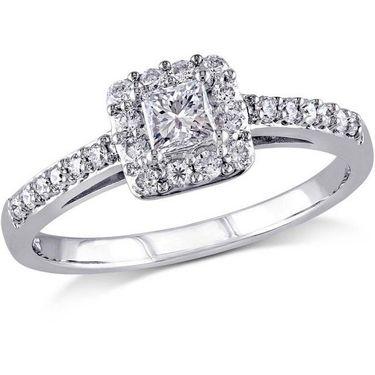 Kiara Swarovski Signity Sterling Silver Mansi Ring_Kir0806 - Silver
