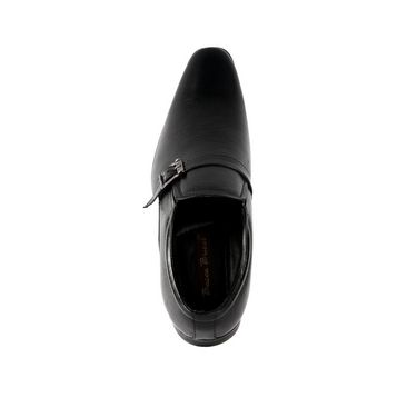 Bacca bucci Genuine Leather  Formal Shoes KP-35 - Black