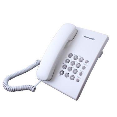 Panasonic KX-TS500  Corded Phone - White
