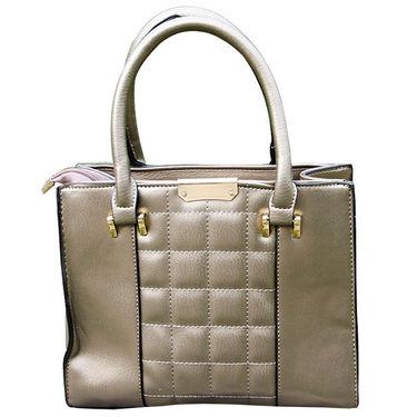 Sai Arisha PU Golden Handbag -LB699
