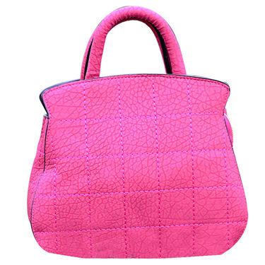 Sai Arisha PU Pink Handbag -LB751