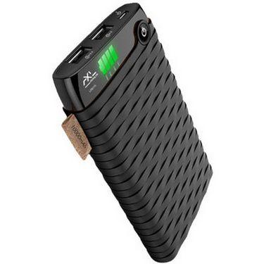 AXL LPB 110 10000 mAh Portable Power Bank - Black