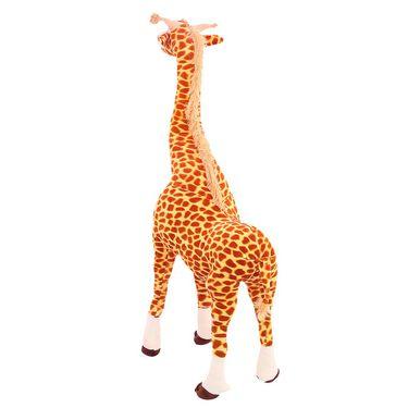 Standing Giraffe Stuff 60 cm - Brown