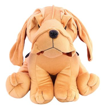 Boxer Dog Stuff 25 cm - Brown