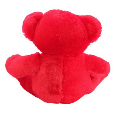 Rose Bear Valentine Stuff Teddy 40 Cms