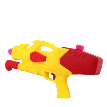 Holi Water Pichkari Shape Squirter M86 - Yellow