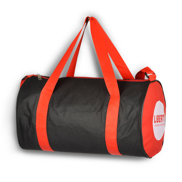 Liberty Sports Shoes + Floaters + Multipurpose Bag