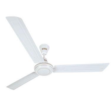 Luminous Kraft 1200mm Ceiling Fan - White