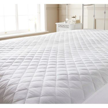 Storyathome 100% Cotton Single Bed Waterproof Mattress Cover-MPR1403
