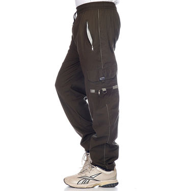 Delhi Seven Cotton Trackpant _Mumpj22 - Brown