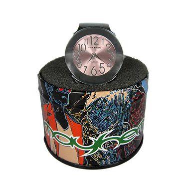 Mayhem Analog Round Dial Watch_Ma2921 - Pink