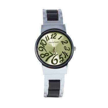 Mayhem Analog Round Dial Watch_Ma2923 - Light Green