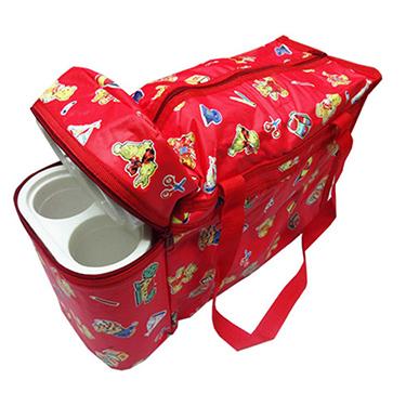 Wonderkids Mama Bag - Red