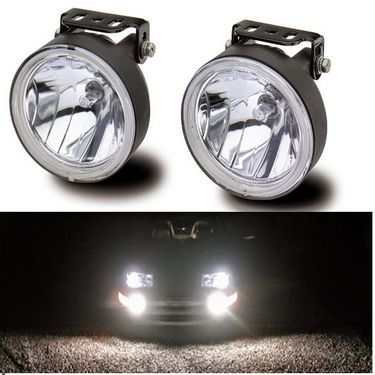 Combo of Car Safety FOG LIGHTS for Maruti Suzuki 800