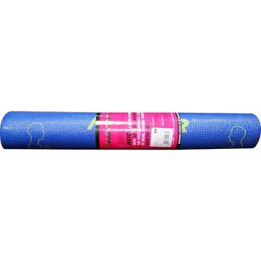 Mayor Sol Yoga Mat 4MM - Blue