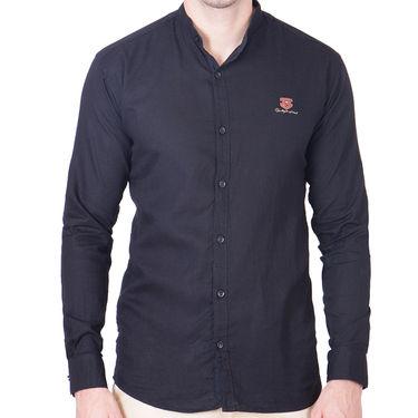 Cliths Cotton Shirts For Men_Md058 - Black