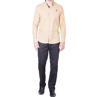 Cliths Cotton Shirts For Men_Md060 - Beige