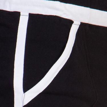 American Elm Men Cotton Lowers_Md093 - Black