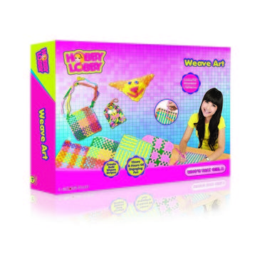 Mitashi  Hobby Lobby Set of Weave Art + Lip Blip