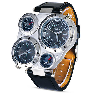 Multi Movement Quartz Watch - AKSO