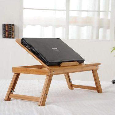 Multi-Purpose Foldable Laptop Table