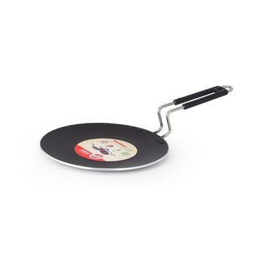 United Cookware Non Stick Concave Tawa  250 mm