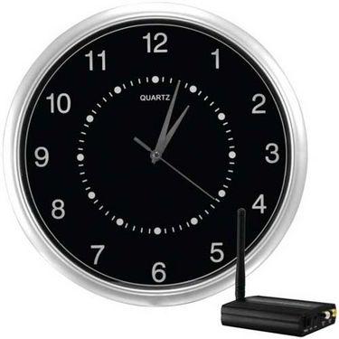 NPC 100 Metres Range Wall Clock Wireless Camera