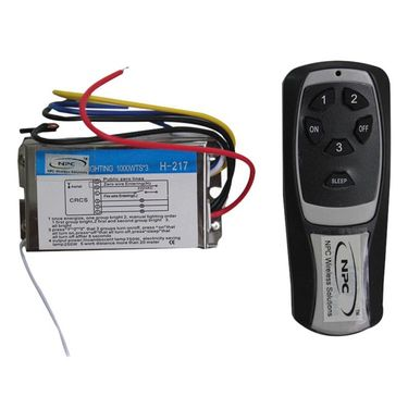 Npc Remote Switch For Fan, Lights, TVs & other electronics