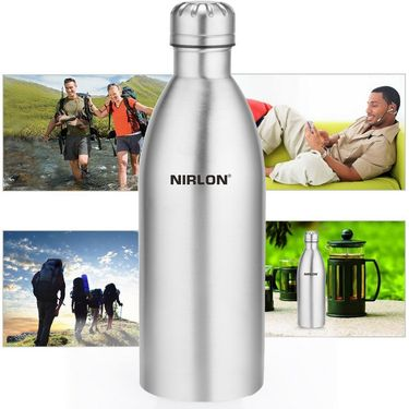 Nirlon  Stainless Steel Vaccum Bottle 750 ml_NR48641