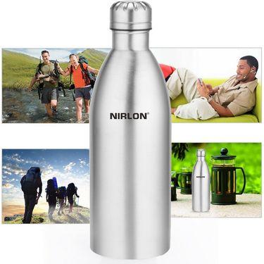 Nirlon  Stainless Steel Vaccum Bottle 1000 ml_NR48642