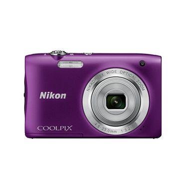Nikon COOLPIX S2900 Compact Style Digital camera - Purple
