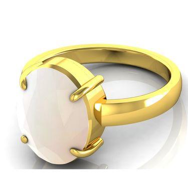 Kiara Jewellery Certified Opal 3.0 cts & 3.25 Ratti Opal Ring_Opalry
