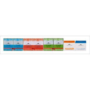 Exfoliated & Nourished Skin Combo - Saffron Exfoliating Bar (Set Of 2)