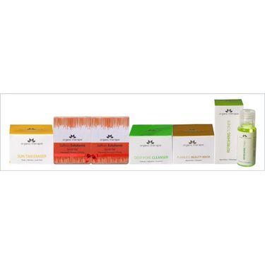 Stimulates Skin Combo - Saffron Exfoliating Bar (Set Of 2)