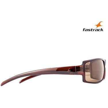 Fastrack Wayfarer Sunglasses For Unisex_P040br2 - Brown