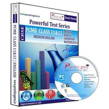 Practice Guru PCMB Combo Pack Class 11 & 12 - Smart-145