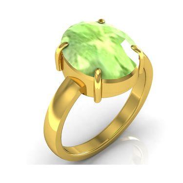 Kiara Jewellery Certified Peridot 3.0 cts & 3.25 Ratti Peridot Ring_Peridotry3