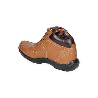 Pede Milan Faux Leather Casual Shoes PM-ASD-1111-Tan