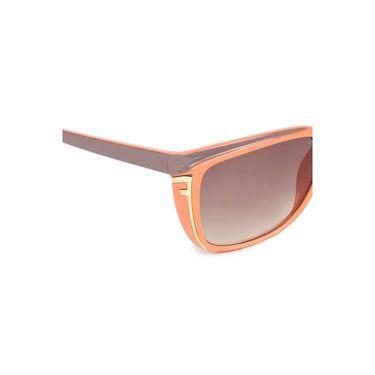 Pede Milan Wayfarer Sunglasses_Pm143 - Brown